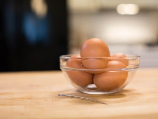 6 Minute Eggs