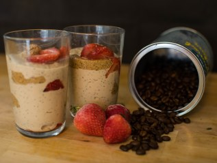 Coffee Chia Seed Pudding